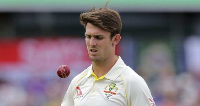 2019 Ashes Form Guide: Mitchell Marsh
