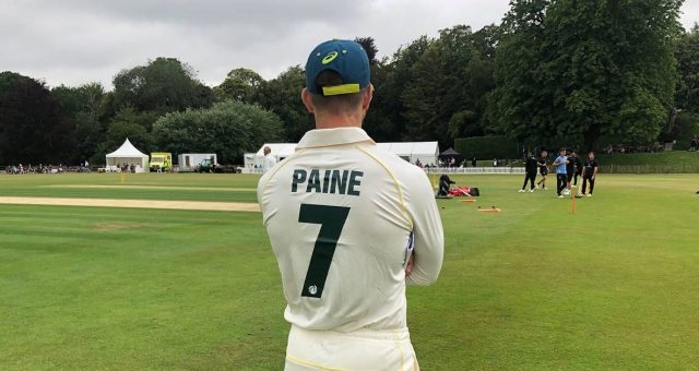 Cricket traditionalists up in arms about Test shirts