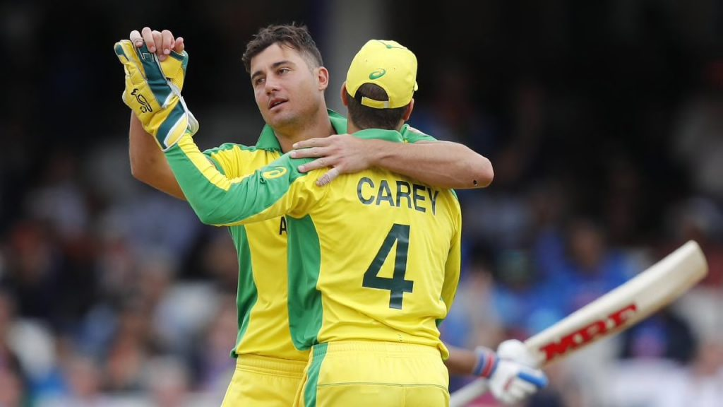 Marcus Stoinis - Cricket World Cup 2019