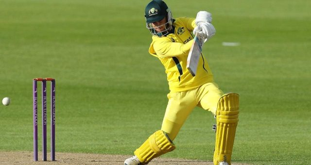 Handscomb debut, Stoinis all-clear for World Cup semi-final