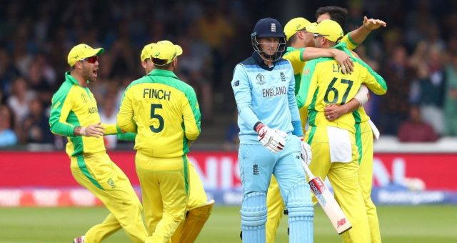 Australia to meet England in World Cup semi-final