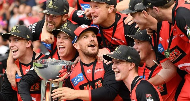 Big Bash 2019/20 schedule and where can I watch it?